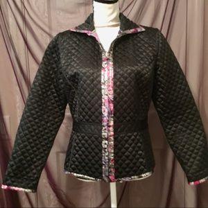 Reversible jacket.